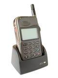 mobilni starzy telefony Fotografia Stock