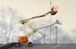 Mobilny hydrauliczny żuraw Obrazy Stock