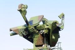 Mobilny radar Fotografia Stock