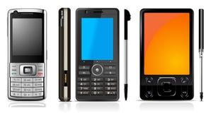 mobilny set Fotografia Stock