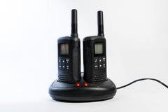 Mobilny talkie Obraz Stock