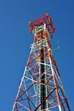 mobilt telefontorn Arkivbilder