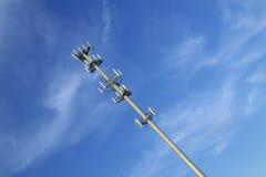 Mobiltelefonöverföringstornet, sänder 95 Virginia Royaltyfri Foto