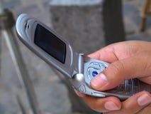 Mobiltelefon Stockfotos
