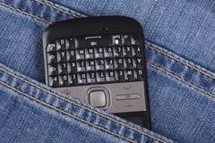 mobiltelefon Arkivfoton
