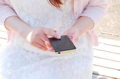 Mobiltelefon lizenzfreies stockbild