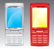 Mobiltelefon stock abbildung