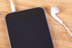 mobiltelefon för hörlurar 3d Royaltyfria Bilder