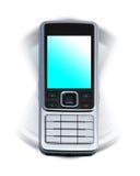 mobiltelefon som vibrerar Arkivbilder