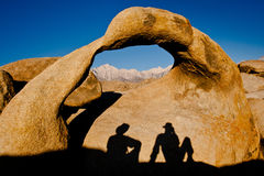 Mobius Arch Stock Photography