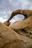 Mobius Arch, Alabama Hills, California Royalty Free Stock Photos