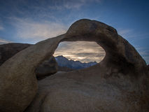 Mobius Arch Royalty Free Stock Images