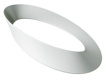 Mobius strip Stock Image