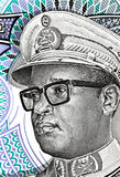 Mobutu Stock Photography