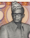 Mobutu Sese Seko Stock Photo