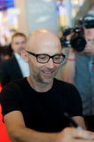 Moby in Moscow, Russia Stock Photos