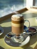 Moca del caffè immagine stock libera da diritti
