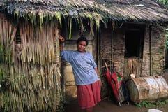 Moca - Guinea Ecuatorial Foto de archivo libre de regalías