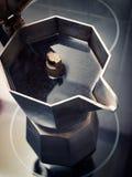 Moca-Kaffee Stockbild