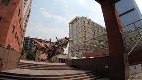 MOCA-LAmuseum av samtida konst lager videofilmer