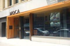 MOCA Royalty Free Stock Photo