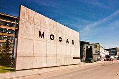 Mocak Stock Image