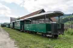 Mocanita train Royalty Free Stock Photography