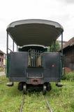 Mocanita train Stock Image
