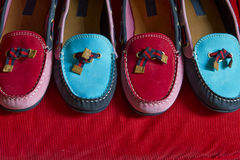 Moccasins Stock Photos