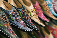 Moccasins Royalty Free Stock Photos