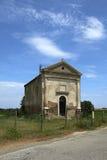 The Moceniga church Royalty Free Stock Photography