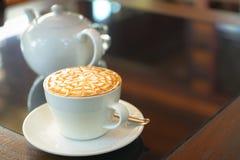 mocha кофе Стоковая Фотография