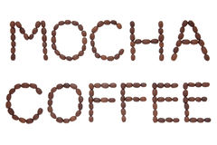 Mocha Coffee Stock Photos
