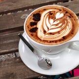 Mocha coffee Stock Images