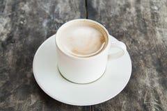 Mocha coffee hot Stock Photography