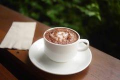 Mocha del caffè Fotografia Stock Libera da Diritti