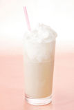 Mocha Frappuccino Royalty Free Stock Photography