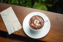 Mocha van de koffie Stock Foto's