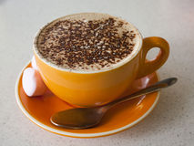 Mochaccino Royalty Free Stock Images