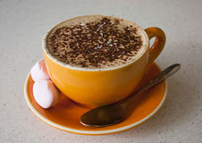 Mochaccino Stock Photography