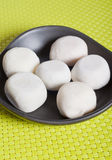 Mochi ice cream or ice cream rice ball Stock Image