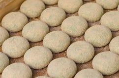 Mochi, leckere Bonbons von Japan Stockbild