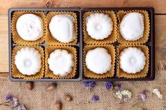 Mochi pasztecików japońskie deserowe soje wyśmienicie Fotografia Royalty Free