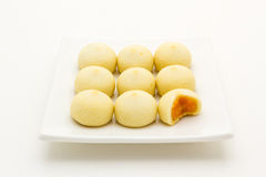 Mochi thai style. Royalty Free Stock Photography