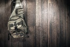 Mochila o mochila Fotos de archivo libres de regalías