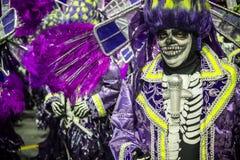 Mocidade Alegre - carnaval - Sao Paulo - 2015 Fotografía de archivo libre de regalías