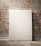 Mock up poster frame Royalty Free Stock Photos