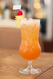 Mocktail drink Royalty Free Stock Photography