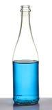 Mocktail syrup bottle Stock Photo
