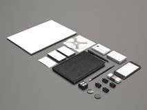 Mockup business template.  Premium Royalty Free Stock Photo